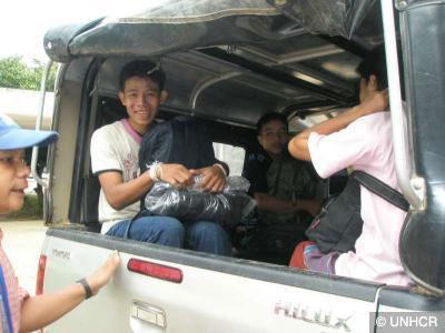 การตั้งถิ่นฐานใหม่ในประเทศที่สามของผู้ลี้ภัยชาวพม่าจากประเทศไทยพุ่งสูงถึง 50,000