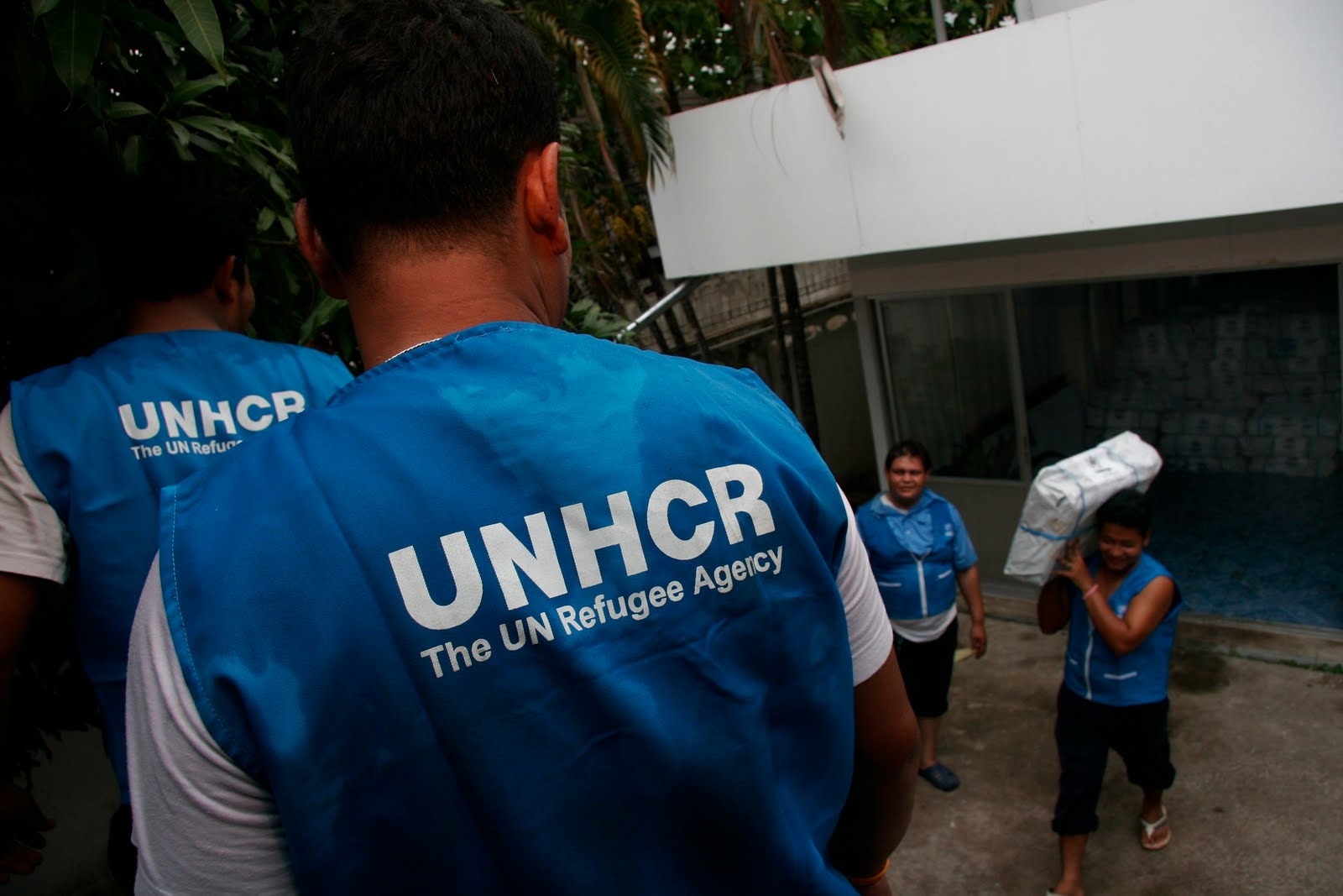 How to Volunteer with UNHCR