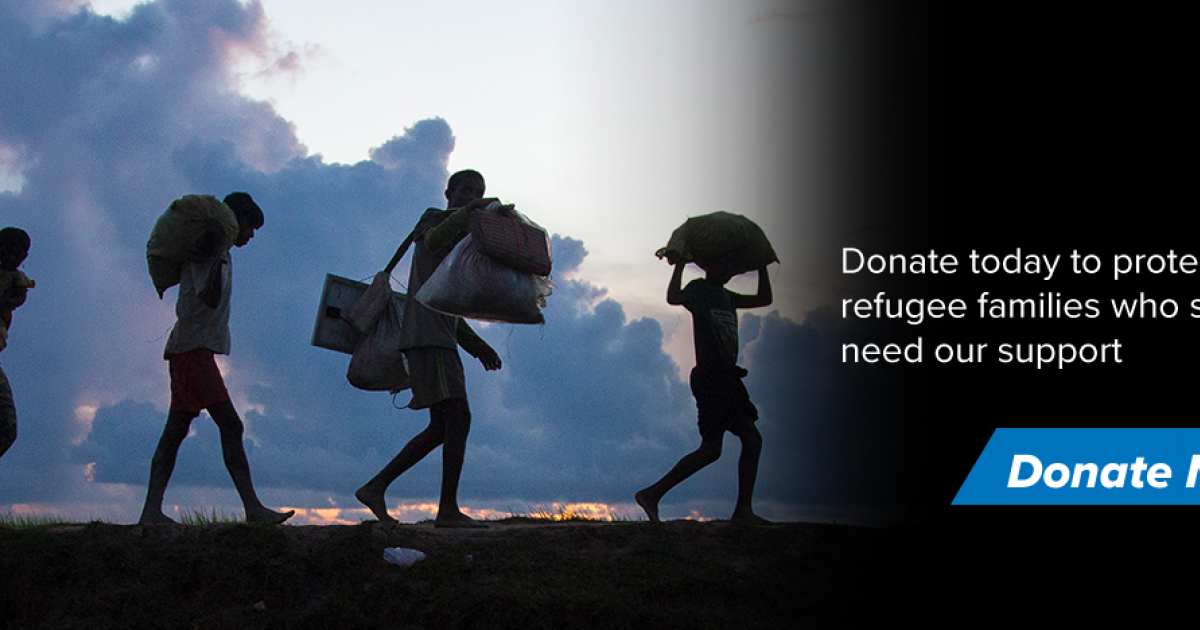 Donate for Global Refugees | UNHCR: The UN Refugee Agency (Thailand)
