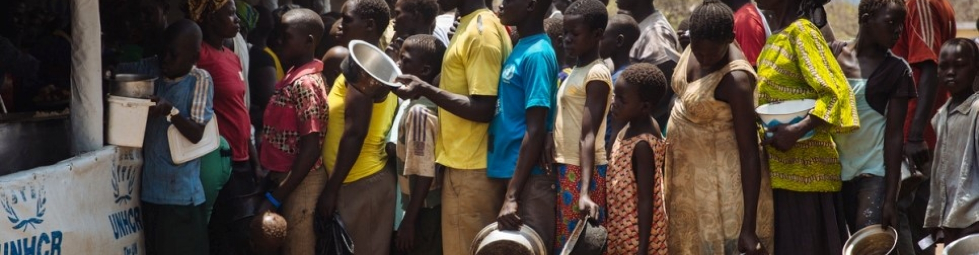'Breaking Point' imminent: Government of Uganda, UNHCR say help for South Sudan refugee inflow urgently needed