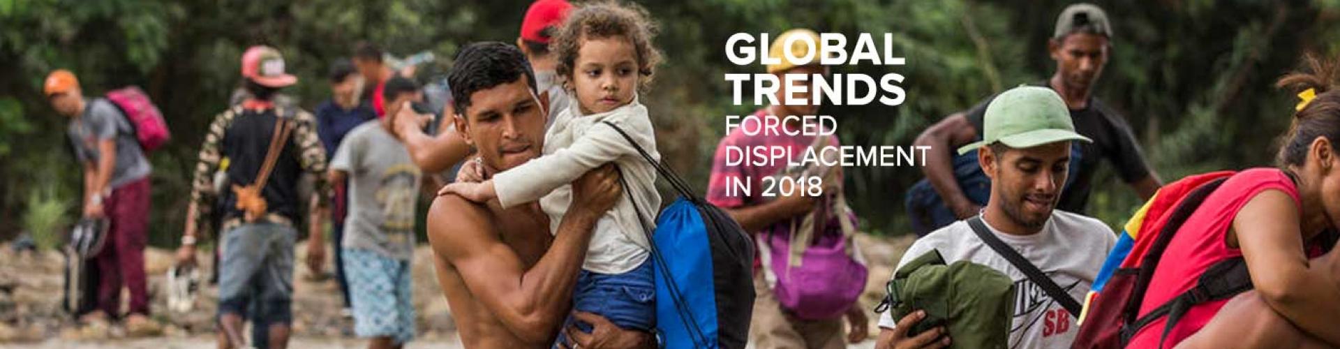 ตัวเลขผู้พลัดถิ่นทั่วโลกสูงเกิน 70 ล้านคน ข้าหลวงใหญ่ผู้ลี้ภัยแห่งสหประชาชาติ เร่งผลักดันความเป็นอันหนึ่งอันเดียวกันในการแก้ปัญหา