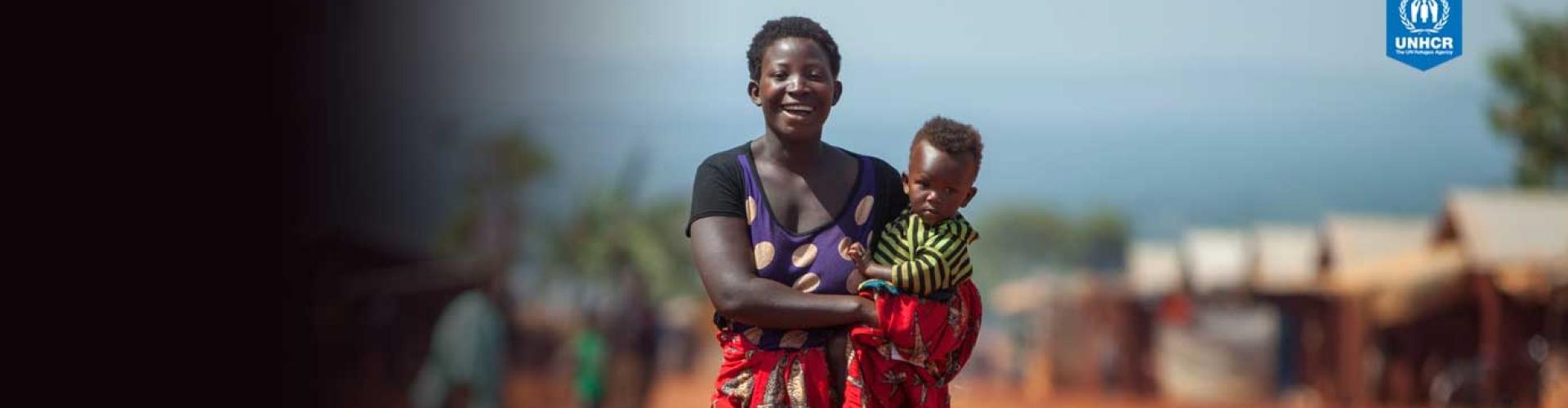 สุขสันต์วันแม่: UNHCR ขอชวนคุณมอบความคุ้มครองให้คุณแม่ผู้ลี้ภัยทั่วโลกให้มีความหวังและเข้มแข็งเพื่อลูกๆของพวกเธอ