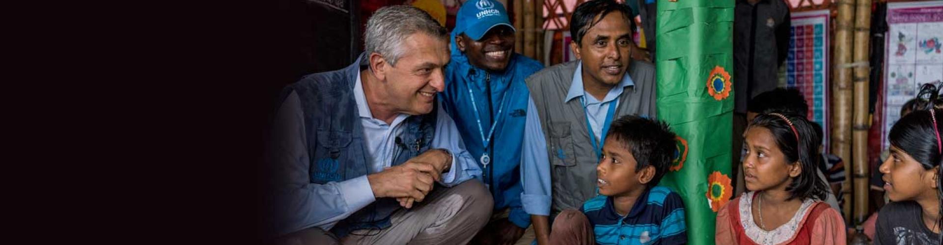 การลงทุนด้านการศึกษา สุขภาพและระบบสาธารณูปโภคคือกุญแจสำคัญของการให้ความช่วยเหลือผู้ลี้ภัยชาวโรฮิงญาให้ได้อย่างยั่งยืน