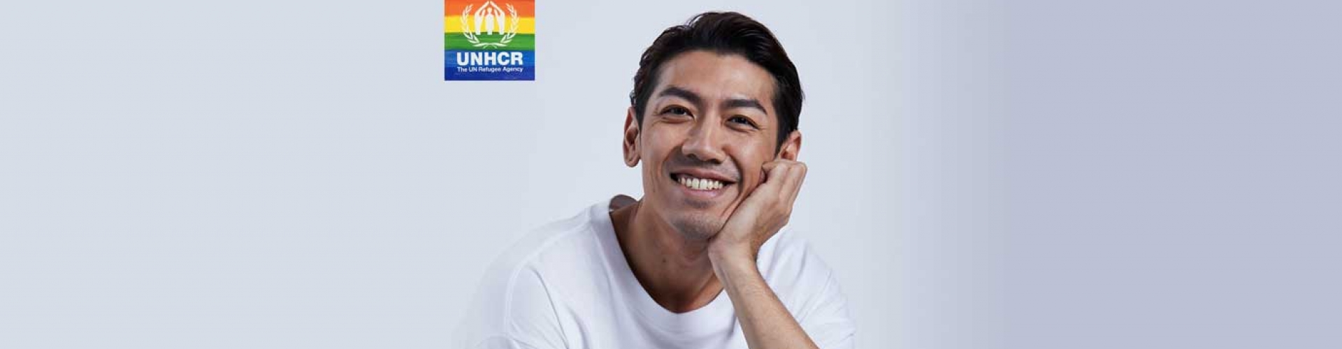 Join the campaign with UNHCR and Niti 'Pompan' Chaichitathorn to save lives of LGBTI refugees and refugee families worldwide.