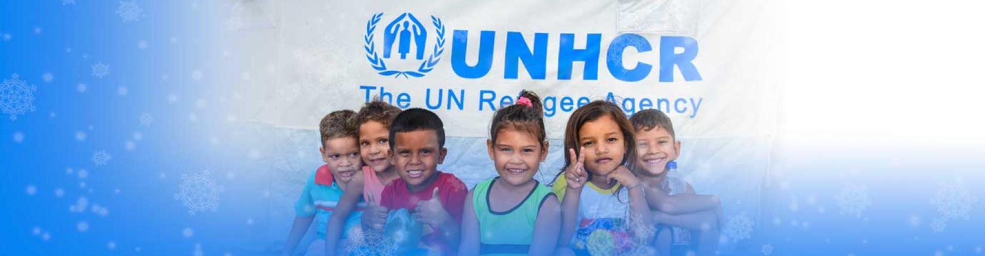 เทศกาลแห่งการให้ มอบสิ่งของบรรเทาทุกข์เป็นของขวัญให้ผู้ลี้ภัยทั่วโลก