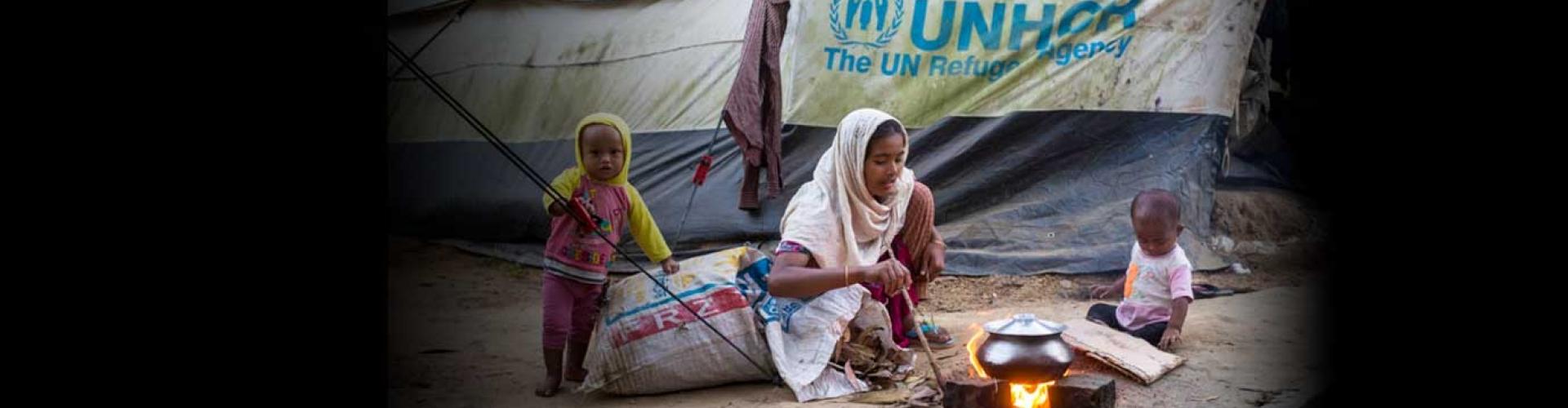 องค์การสหประชาชาติระดมทุนจำนวน 920 ล้านดอลลาร์ เพื่อให้ความช่วยเหลือในวิกฤตการณ์ทางมนุษยธรรมของผู้ลี้ภัยชาวโรฮิงญา