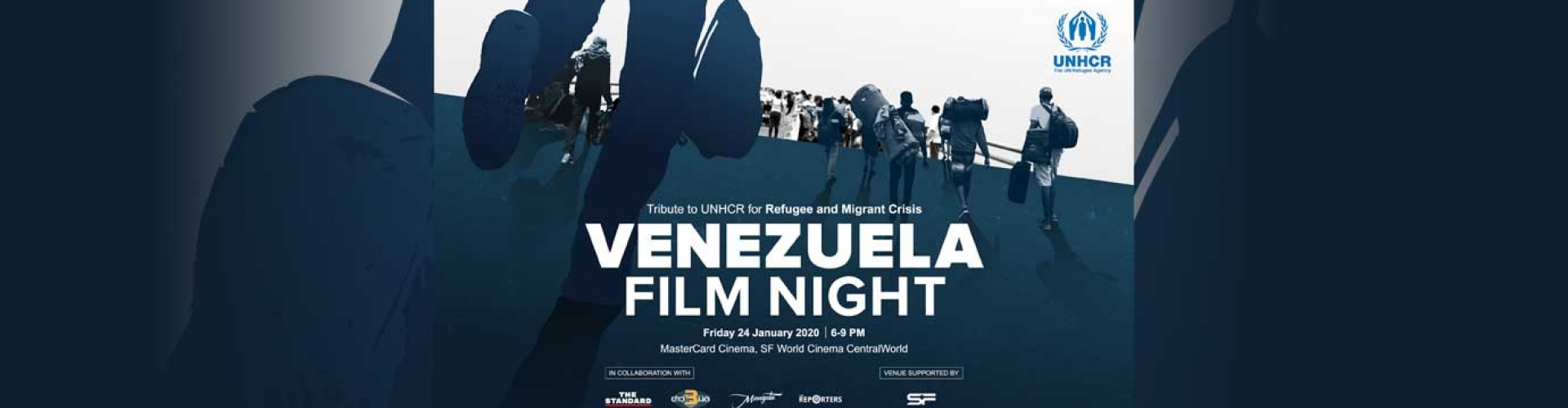 Venezuela Film Night : Tribute to UNHCR for Venezuelan Refugee and Migrant Crisis