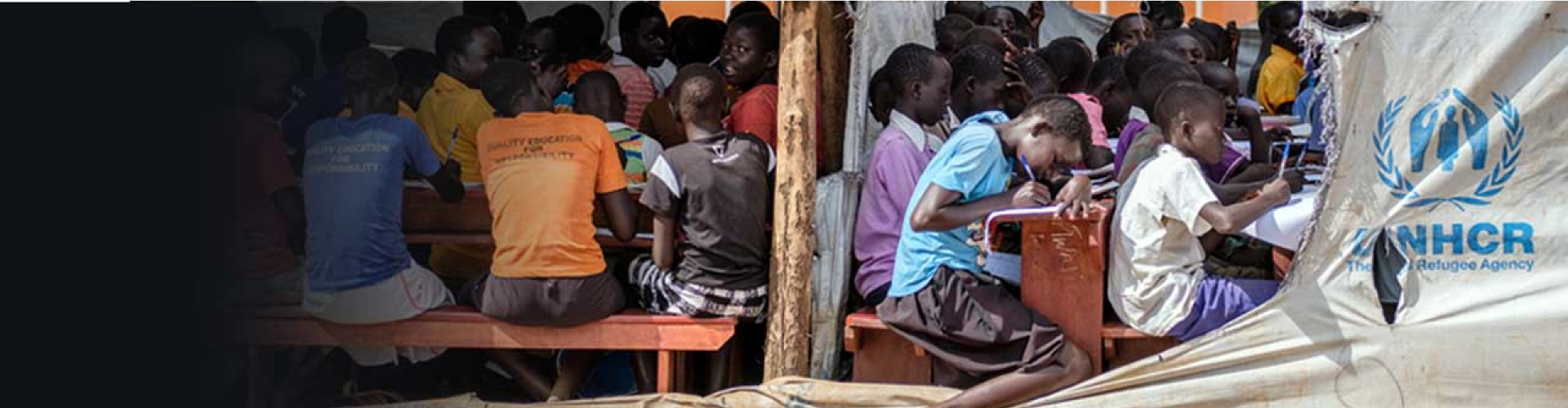 รายงานแนวโน้มโลก 2560: จำนวนผู้ถูกบังคับให้พลัดถิ่นสูงกว่า 68 ล้านคนในปี 2560 จำเป็นต้องมีข้อตกลงระดับโลกเพื่อผู้ลี้ภัย