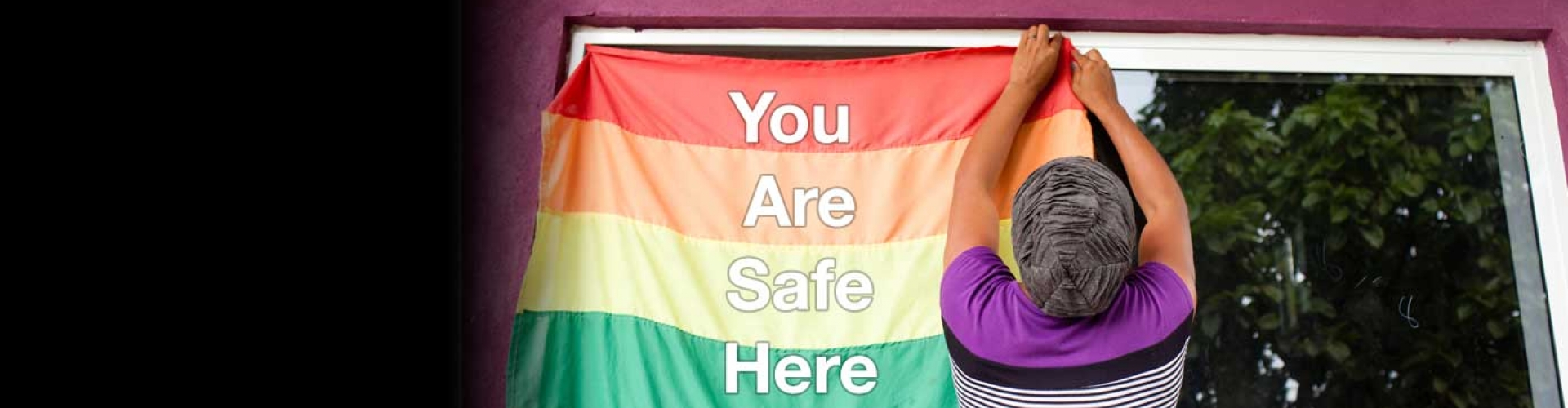 Nobody should have to flee their home because of their sexual orientation or gender identity. Support Today.