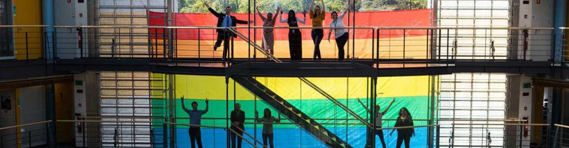 วันสากลเพื่อยุติความเกลียดกลัวคนรักเพศเดียวกันคนข้ามเพศและคนรักสองเพศ (IDAHOT)
