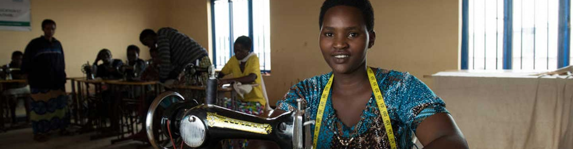 International Women's Day: UNLOCKING THE POWER OF DISPLACED WOMEN AND GIRLS