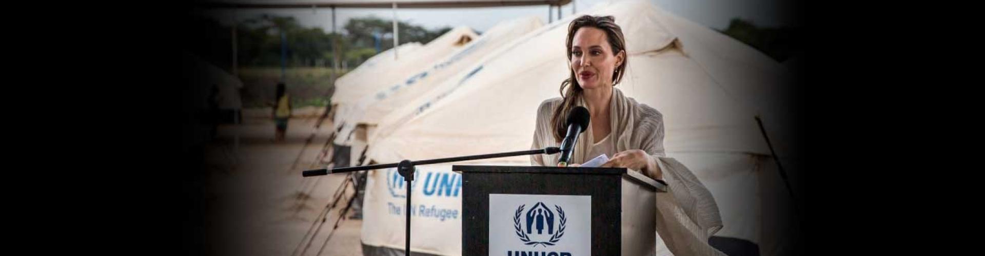 แถลงการณ์จากแองเจลิน่า โจลี ผู้แทนพิเศษฯ UNHCR กรณีผู้ลี้ภัยและผู้อพยพชาวเวเนซุเอลามีจำนวนสูงถึง 4 ล้านคน