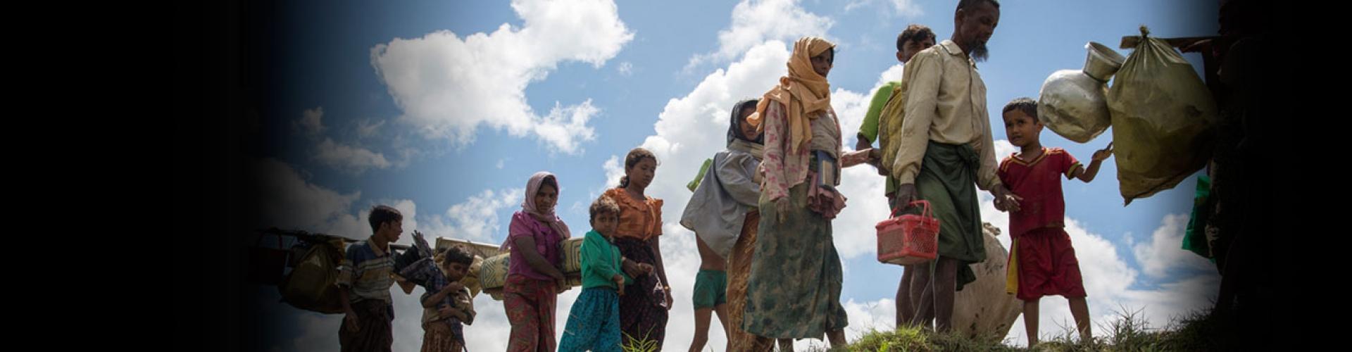 UNHCR และ UNDP เห็นด้วยกับรายละเอียดในบันทึกความเข้าใจในการสนับสนุนการสร้างสภาวะแวดล้อมในการเดินทางกลับบ้านอย่างปลอดภัยของผู้ลี้ภัยชาวโรฮิงญาในกับประเทศเมียนมา