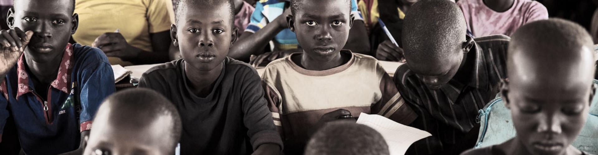 UNHCR เผยวิกฤตการณ์การศึกษาเด็กผู้ลี้ภัย