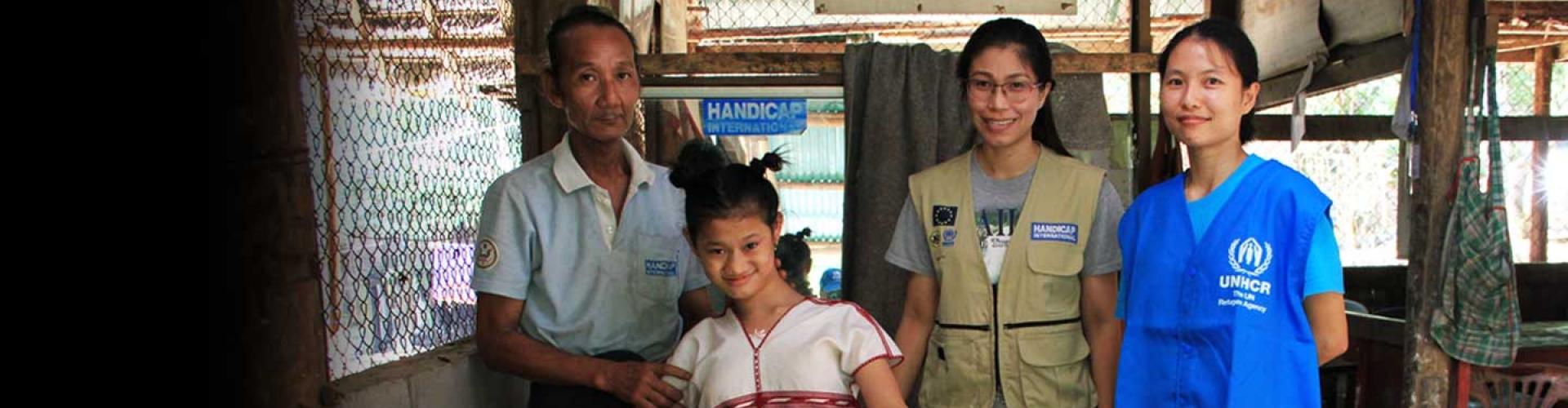 Kwa Kyi | ควา จี คุณพ่อผู้ลี้ภัยผู้สร้างแรงบันดาลใจ