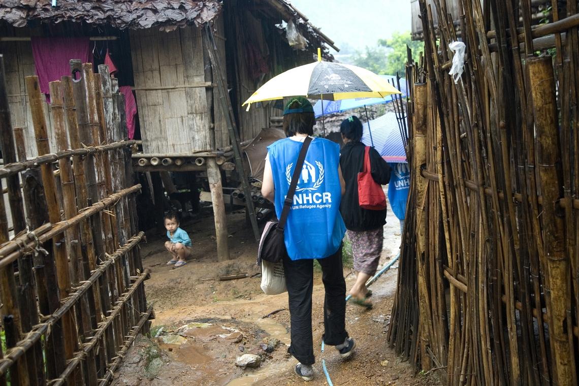 unhcr refugees un myanmar thailand