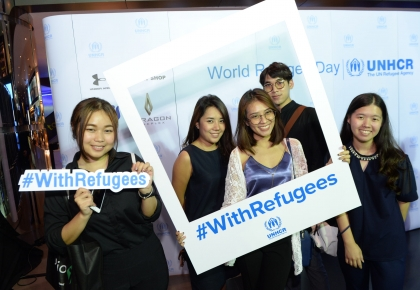 World Refugee Day 2018: Special talk and photo exhibition #WithRefugees