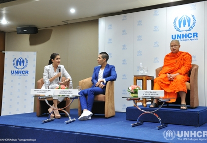 "1st ""Buddhism and Humanitarianism Discussion Series"" Talk"