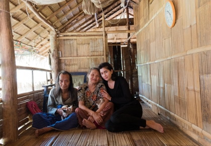 ผู้ลี้ภัยบ้านต้นยาง