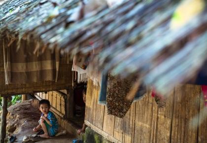 ค่ายผู้ลี้ภัยบ้านต้นยาง