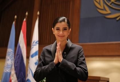 งานแต่งตั้งทูตสันถวไมตรี UNHCR ประจำประเทศไทย @prayalundberg