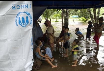 หนองบัว UNHCR ผู้ลี้ภัย