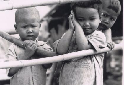 ประวัติผู้ลี้ภัย ประเทศไทย ©UNHCR/K.Singhaseni