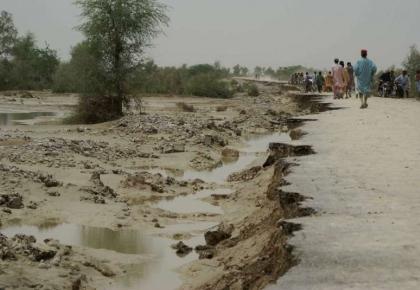 ปากีสถาน น้ำท่วม 2553 UNHCR
