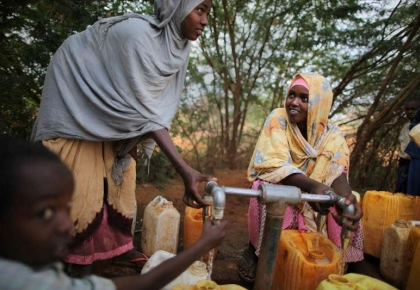 Dadaab Refugee UNHCR Angelina Jolie
