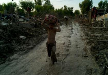 น้ำท่วม ปากีสถาน ผู้ลี้ภัย UNHCR