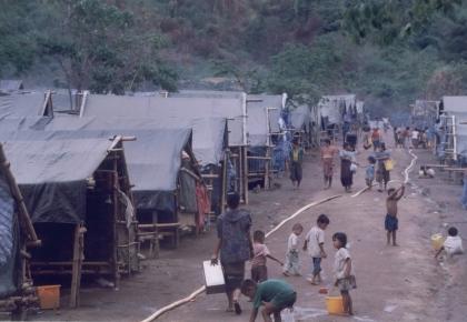 ประวัติผู้ลี้ภัย ประเทศไทย  ©UNHCR