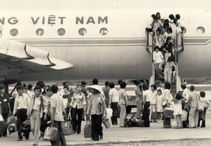 ประวัติผู้ลี้ภัย ประเทศไทย ©UNHCR/R.Burrows