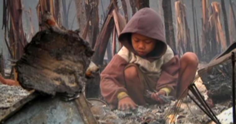 เด็กผู้ลี้ภัย และเหตุเพลิงไหม้ค่ายผู้ลี้ภัยบ้านแม่สุรินทร์จังหวัดแม่ฮ่องสอน