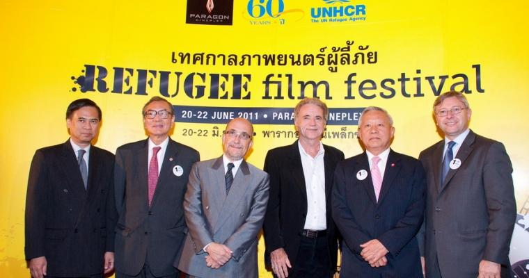 งานเปิดเทศกาลภาพยนตร์ผู้ลี้ภัย