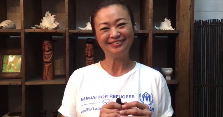 จัดประมูลเสื้อสุดที่รักของคุณก้อง สหรัถ สังคปรีชา ออนไลน์เพื่อผู้ลี้ภัย