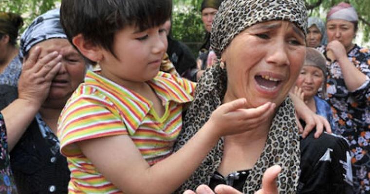 เที่ยวบินบรรเทาทุกข์เที่ยวแรกได้ลงจอดในเมืองออชเพื่อช่วยเหลือคน 15,000 คน