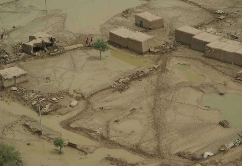 2010 Pakistan Flood Emergency
