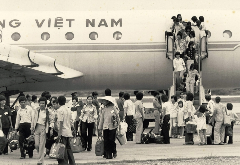 History of Refugees in Thailand