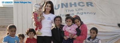 นิทรรศการภาพถ่ายและเสวนาพิเศษ UNHCR เนื่องในวันผู้ลี้ภัยโลก หัวข้อ การทำความดีเริ่มต้นที่เรา